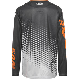100% R-Core DH Jersey Youth supra black / grey
